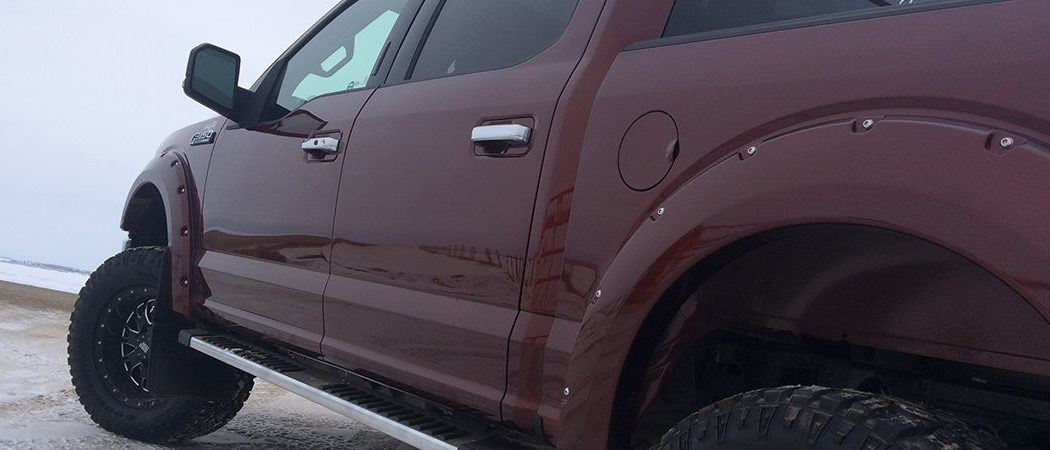 Custom Trucks at Windsor Ford