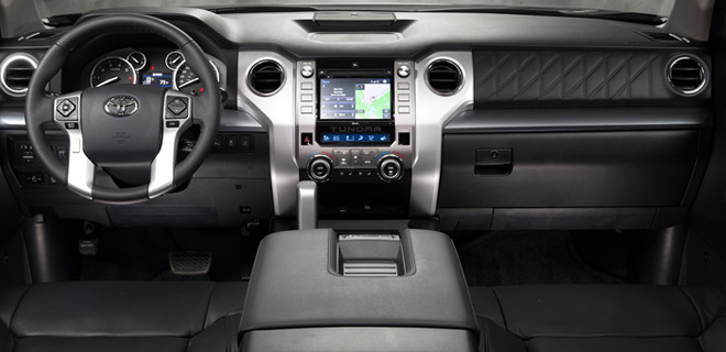 2017 Toyota Tundra Interior Yorkton, SK